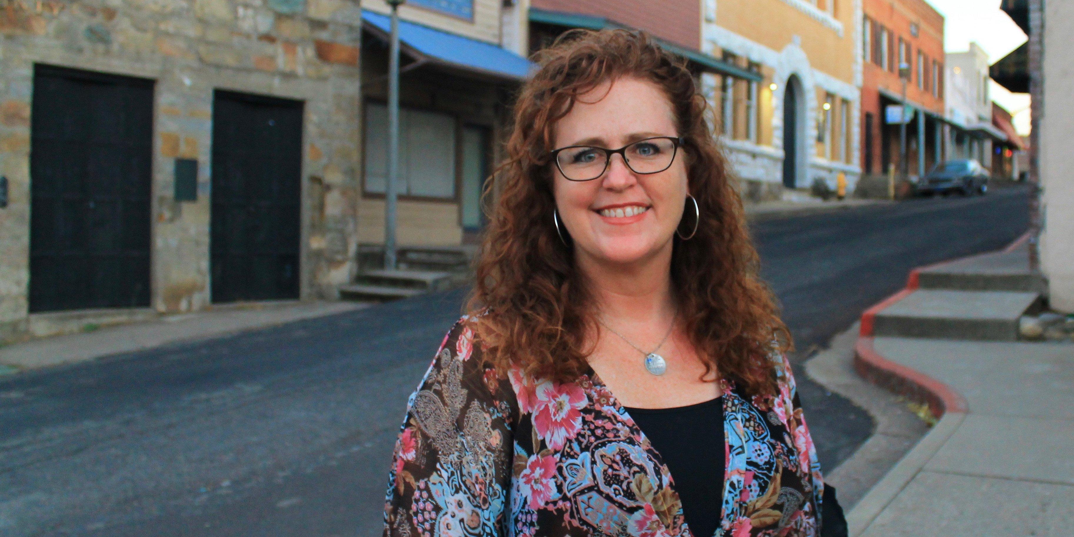 Portrait of Juline Hobbs