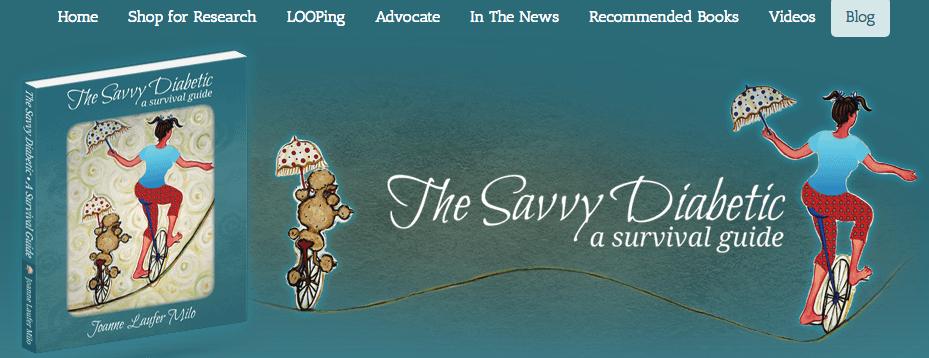 The Savvy Diabetic