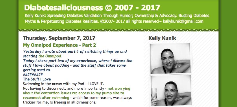 Diabetesaliciousness