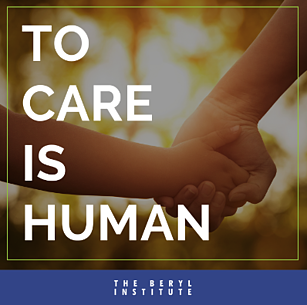 To care is human