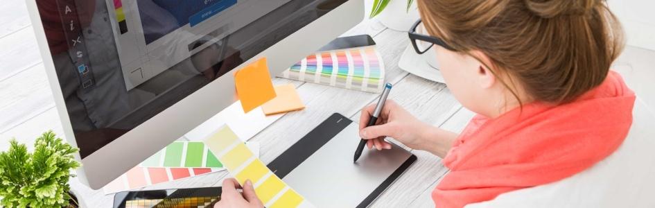 graphic designer for nonprofit blogs
