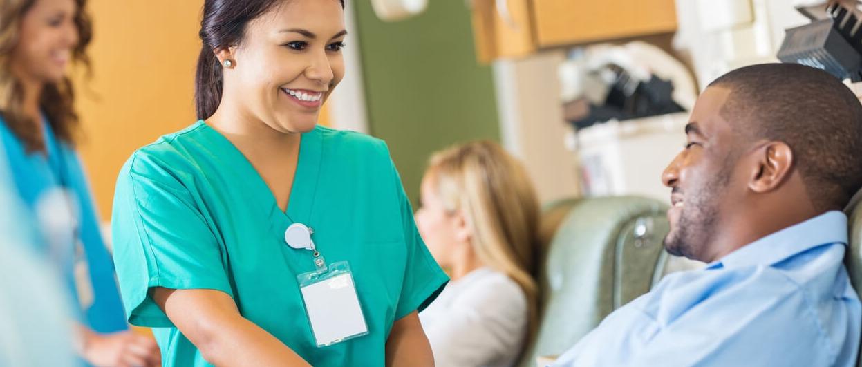 nurse-patient