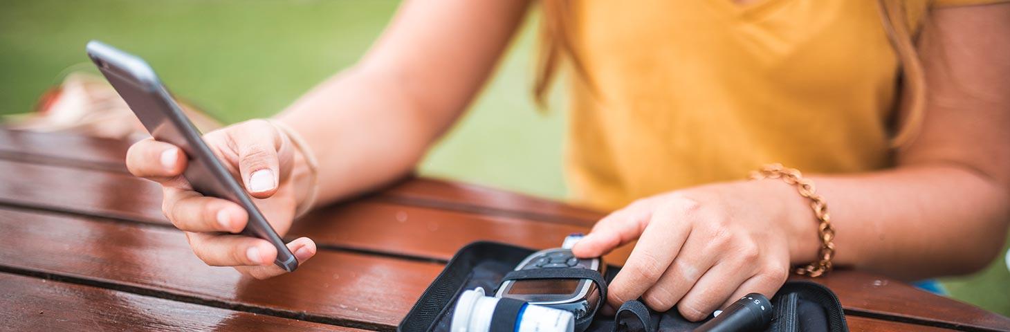 ePRO and diabetes management