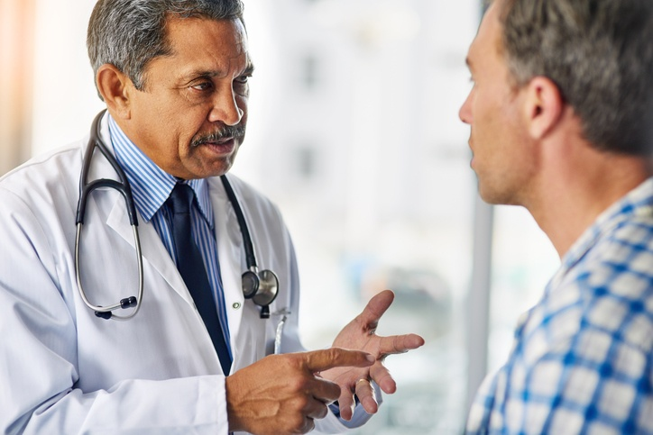 Patient centricity in clinical trials - doctor