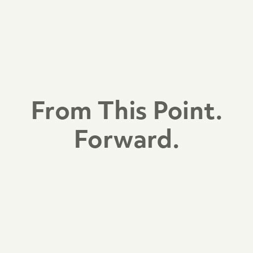 From this Point Forward