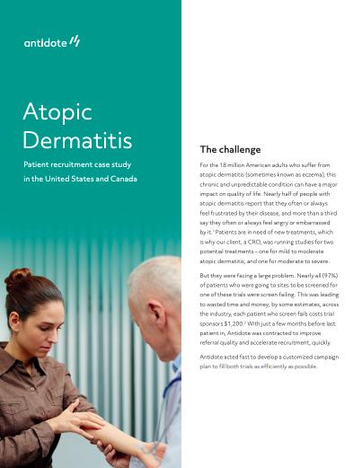 Atopic Dermatitis Case Study