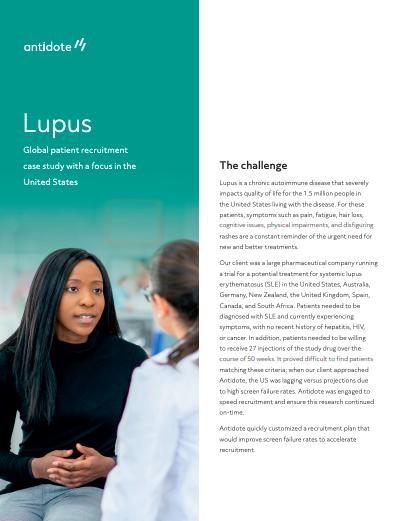 Lupus Case Study
