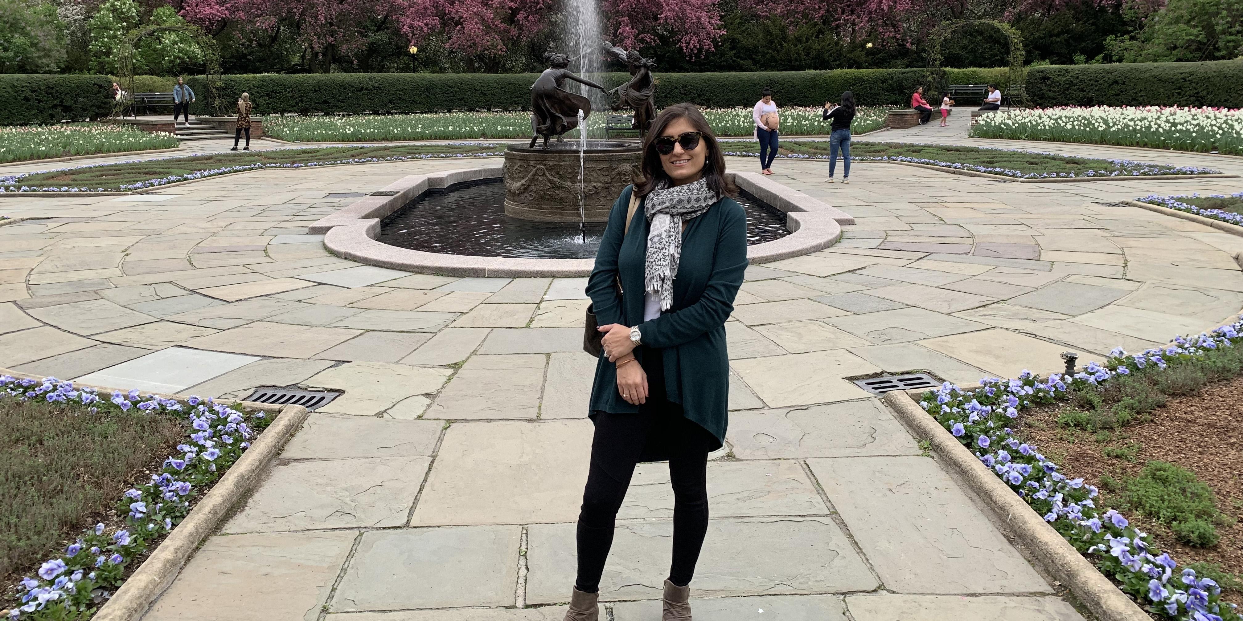 """Own Your Crohn's"": Tina Aswani Omprakash talks to us about her IBD story"