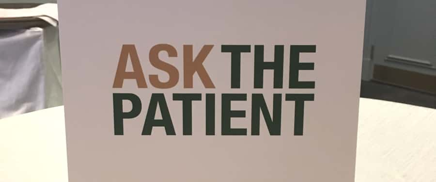 Patients as Partners Hits on What Matters Most: Patient Centricity