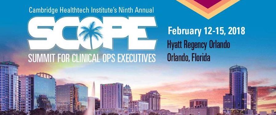 SCOPE Summit Recap: The Best and Brightest in Clinical Operations